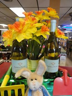 A sunny Chardonnay for Easter!
