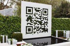 Chelsea-Flower-Show-2012-The-QR-Code-Garden