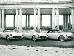 Early Corvettes
