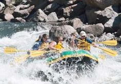 Bachelorette Party Ideas - White water rafting. This is what I'd want to do for my bachelorette party. #wedding #weddingplanning #bacheloretteparty
