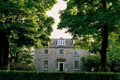 | ♕ |  Old saltbox house - Aberdeen  | by © storms and stress | via ysvoice