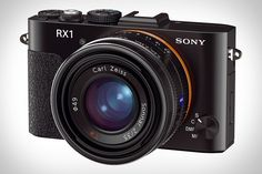 SONY CYBER-SHOT DSC-RX1 CAMERA  Up until now, full-frame sensors have been the province of professional DSLRs — heavy, expensive, and bulky, but capable of capturing the best images possible. The Sony Cyber-Shot DSC-RX1 Camera ($2,800) is out to change all that. While it might cost as much as a DSLR, it packs a 24.3 megapixel, 35mm full-frame sensor into a highly portable body that weighs just over a pound and is roughly the size of a deck of cards. Other features include a fixed 35mm f/2.0