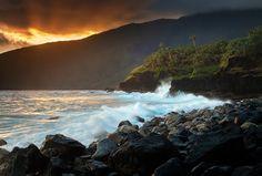 The Wild Coast of Ta'u (National Park of American Samoa)