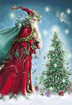 Forest Santa
