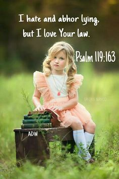 Psalm 119:163