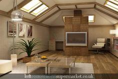 Mansard roof extension