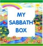 My Sabbath Day box printable and 101 Sabbath Day Activity Ideas ~ from About.com