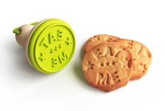The Spoon Sisters Cookie Stamp - Eat Me