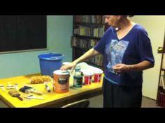 how to waldorf school paint