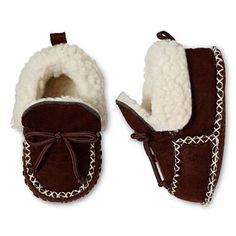 Joe Fresh™ Infant Boys Moccasins from jcpenney | $12