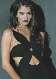 "80s-90s-supermodels: ""Decoupes Fatales"", Elle..."