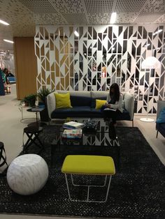 NeoCon 2013: Haworth Collection Pieces...    #NeoCon13 #NeoCon2013 #Neoconography