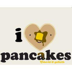 I do! #pancakes #pancakeweek