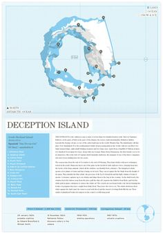 Redesign of: Atlas of Remote Islands by Trent Edwards