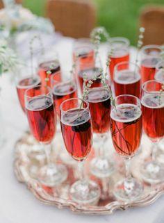 REVEL: Vibrant Red Cocktails