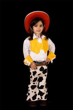 fleetingthing: dressing up Toy Story Jessi