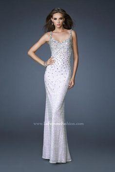 La Femme Dress 18670 at Peaches Boutique