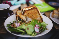Photo 1- The Hand's-Down Best Grilled-Cheese Sandwiches In S.F.!