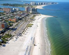 Clearwater Beach, FL - Love this place