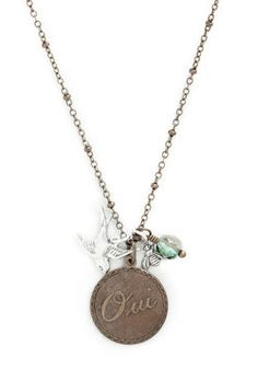 Yes Indeed Necklace, #ModCloth
