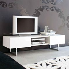 White Tv Stand Ideas