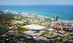 Miami Beach Convention Center by BIG & WEST8
