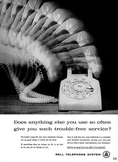 1960 Bell Telephone System