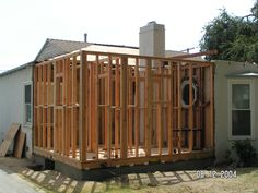 one room home addition plans | Additions
