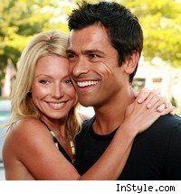 Kelly Ripa & Mark Consuelos, married since 1996
