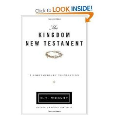 This is a new version of the New Testament. Very good read, well written from what I've read so far. This is just the NT, but the whole Bible is worth reading! :)