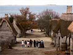 Plimouth Plantation - Plymouth, Massachusetts