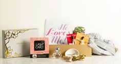 New Subscription Box Service: StudioWedBox This would have been fun to have during the wedding planning!