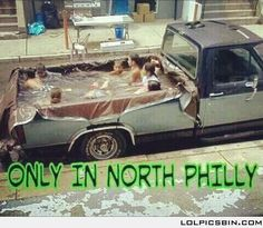 North Philly Pool