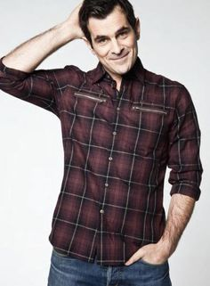 Ty Burrell from Modern Family... not ashamed to say I have a major crush on him.