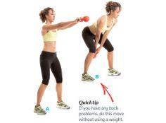 Top 5 CrossFit Workouts - Women's Health Magazine - Yahoo!7 Lifestyle