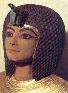 Ankhesenamon  --  A daughter ofAkhenaten & Queen Nefertiti (reign: 1353–1335BCE)