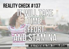 Reality Check #137