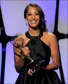 Christel Khalil Best Younger Actress from Young and the Restless