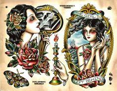 tattoo tattoo flash