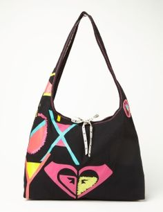 I am a Roxy girl! Love this!
