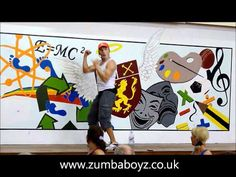 """Poison"" by Bell Biv DeVoe (Zumba choreography by Zumbaboyz)"