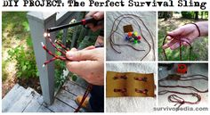 DIY Project: How to Build the Perfect Sling