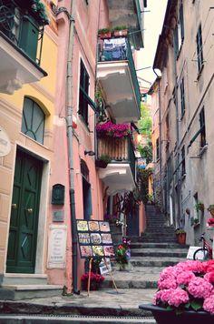 Cinque Terre - Italy  Monterosso