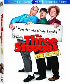 The great comedy of 2012 Three Stooges is full of fun, which makes us LOL! The three ugly men is making great jokes in their life, but they are lovely fools.
