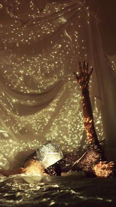 dreaming with twinkle fairy lights