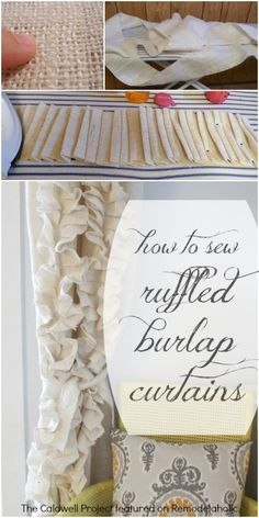 Tutorial: Ruffled Bu