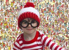 Waldo Hat Pattern