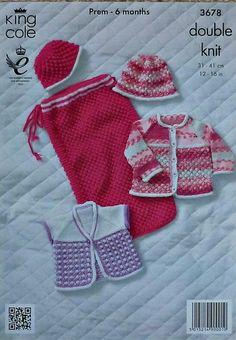 Stitch me Softly: Baby Snuggle Wrap - knitting pattern