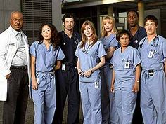 Grey's Anatomy. LOVE. THIS. SHOW.