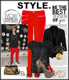 """""""BEIBER inspired 3"""" by swaggalishous ❤ liked on Polyvore"""